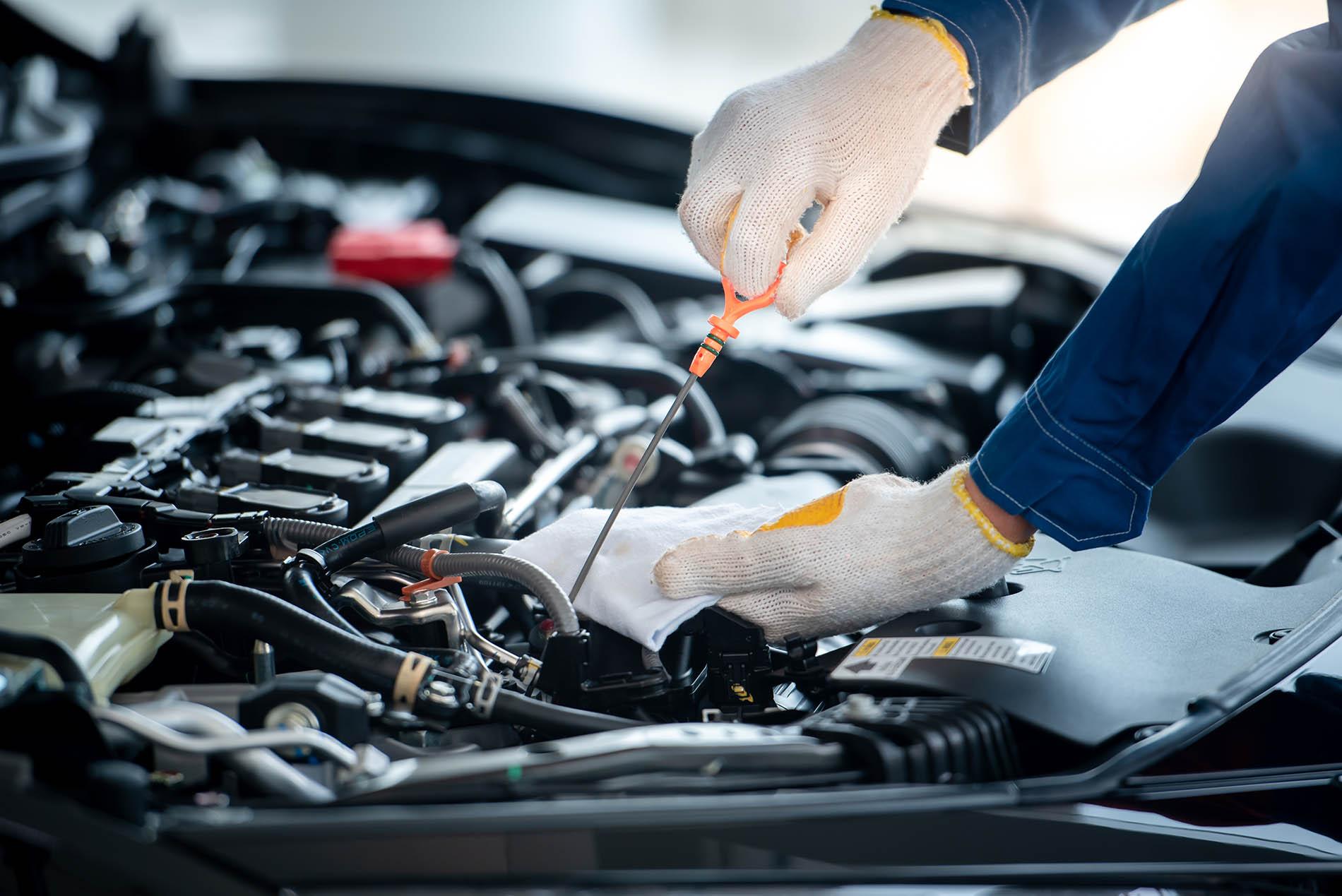 mechanical repairs